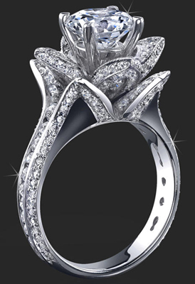 The Host kind of thing... Palladium_engagement_ring