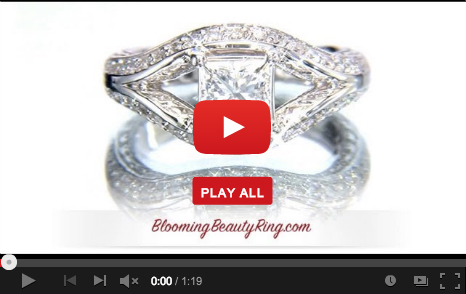 Different Style Diamond Engagement Rings