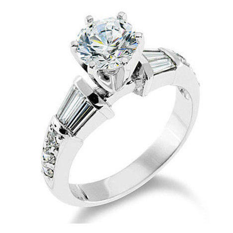 Ring settings tiffany engagement ring settings for round diamonds