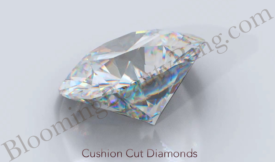 Cushion Cut Diamonds for Sale