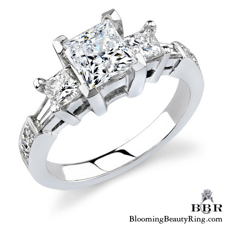 Newest Engagement Ring Design - nrd-371