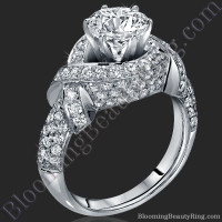 The Eternal Embrace Diamond Engagement Ring 1