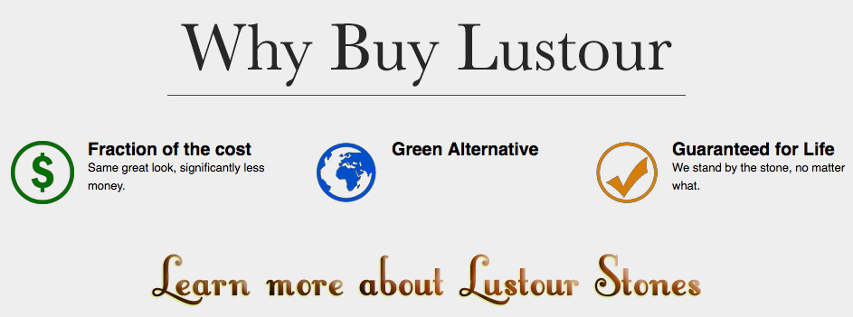 Why buy a Lustour Stone