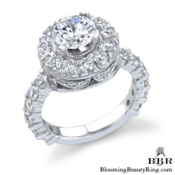 Newest Engagement Ring Design - nrd-181