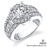 1.85 ctw. 14K Gold Diamond Engagement Ring – nrd291