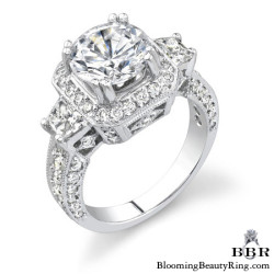 1.79 ctw. 14K Gold Diamond Engagement Ring - nrd314