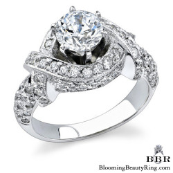Newest Engagement Ring Design - nrd-327