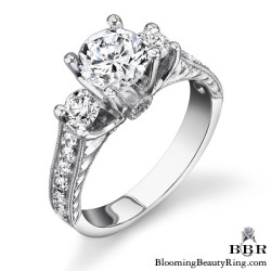Newest Engagement Ring Design - nrd-463