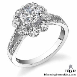Newest Engagement Ring Design - nrd-470