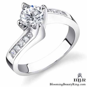.50 ctw. 14K Gold Diamond Engagement Ring – nrd474