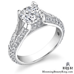 Newest Engagement Ring Design - nrd-501