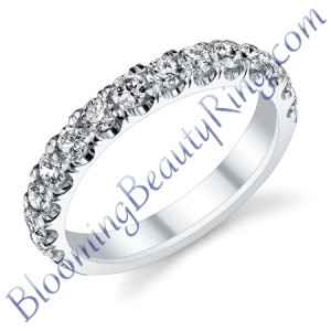 VWR-546b |Diamond Vintage Wedding Ring