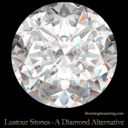 Lustour Stone - A Diamond Alternative