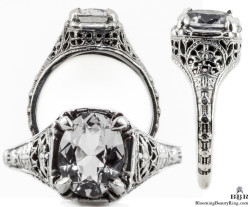 ov043bbr antique filigree engagement rings