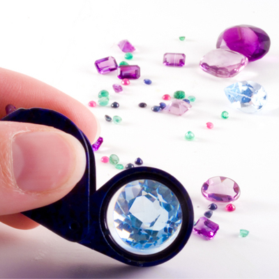 Diamond Gem Loupe