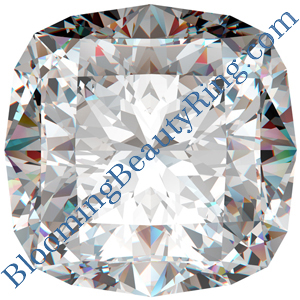 Cushion Shaped Diamonds