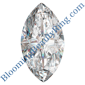 Marquise Shaped Diamonds