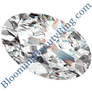 Oval Shaped Diamonds