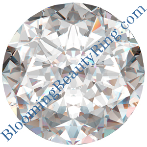 Round Shaped Diamonds