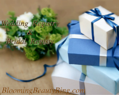 Bridal and Wedding Registy