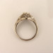 125fbbr | Pre-Set Antique Filigree Ring | .25ct. Round Diamond | Art Deco Design