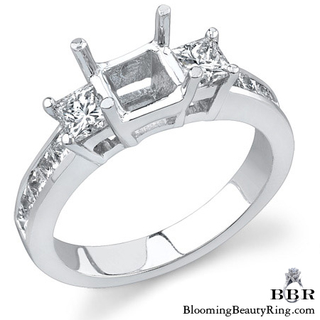 Newest Engagement Ring Design - nrd-395