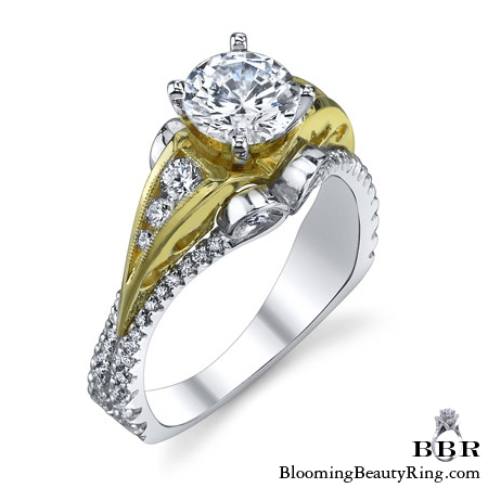 Newest Engagement Ring Design - nrd-518