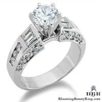 Traditional Style 6 Prong Engagement Ring 3