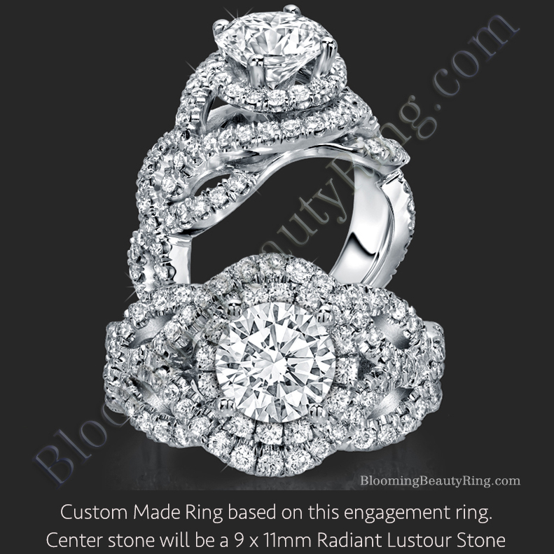 Custom Engagement Ring Ordering Form Unique Engagement Rings for