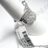 retail price diamond fashion ring