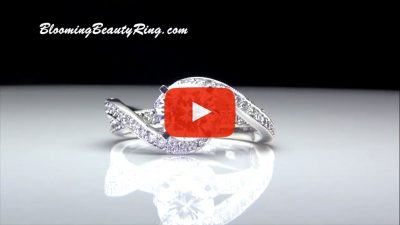 Split Shank with Twist Wraps Around Dual Looped Band – bbr446 laying down video