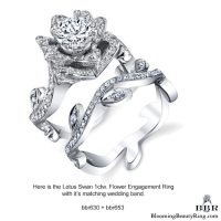 blooming beauty ring bbr630set