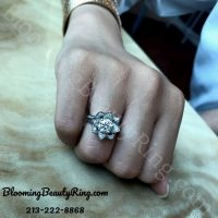 Lotus Engagement Rings Collection