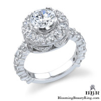 2.50 ctw. 14K Gold Diamond Engagement Ring – nrd181
