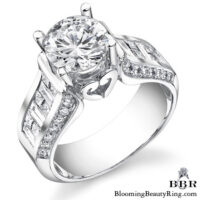 1.20 ctw. 14K Gold Diamond Engagement Ring – nrd294