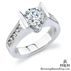 Newest Engagement Ring Design - nrd-376