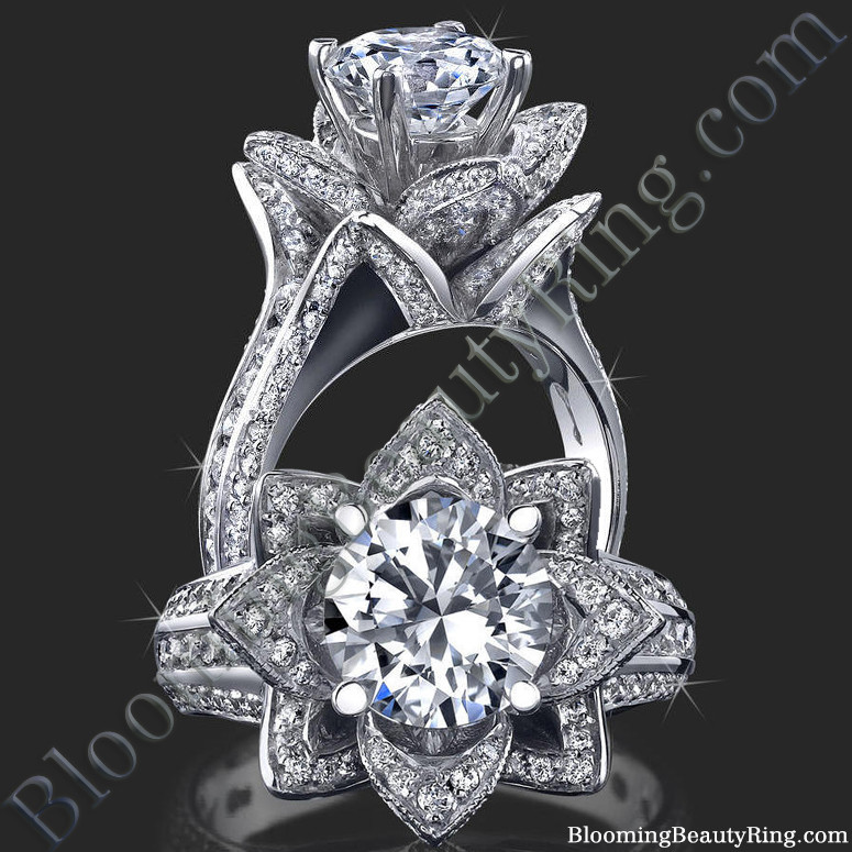 Original Flower Ring