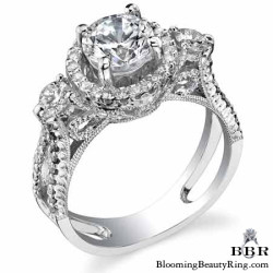 Newest Engagement Ring Design - nrd-472