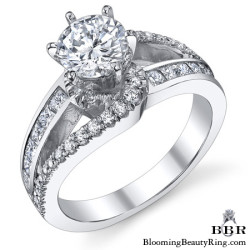 Newest Engagement Ring Design - nrd-540