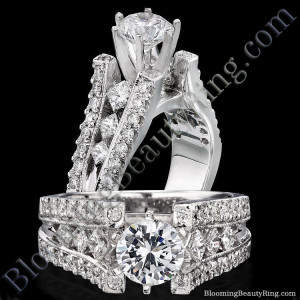 Unique Engagement Rings View All