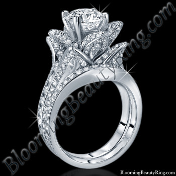 Unique Engagement Rings for Women by Blooming Beauty Jewelry