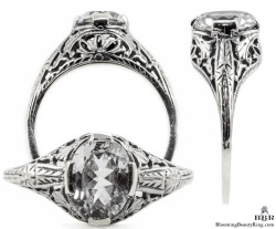 ov031bbr vintage filigree rings