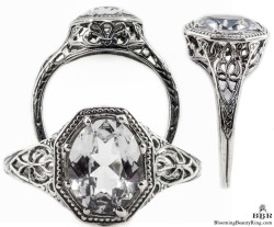 ov045bbr vintage filigree rings