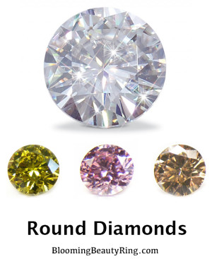 All About Round Diamonds