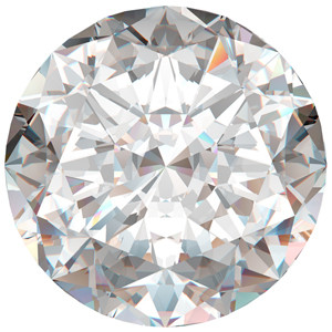 choose the right diamond shape - round diamonds