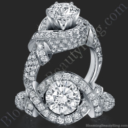 The Eternal Embrace Diamond Engagement Ring