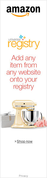 Register for your wedding Today